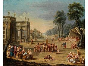 Französischer Meister der ersten Hälfte des 18. Jahrhunderts