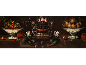 Juan van der Hamen y Leon, 1596 Madrid - 1631