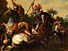 Detail images: Deutsch-/ niederländischer Maler des 18. Jahrhunderts