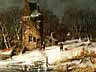 Detailabbildung: Andreas Schelfhout, 1787 - 1870