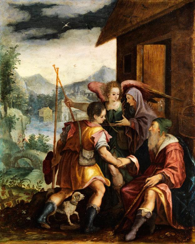 Giovanni (eigentlich Jan) Soens, 1547 - 1611/14, zug.