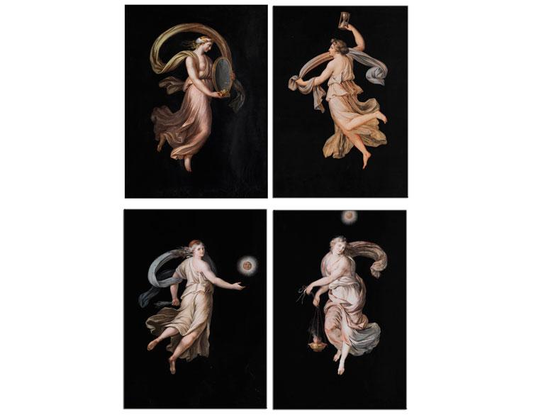 Italienischer Maler des beginnenden 19. Jahrhunderts
