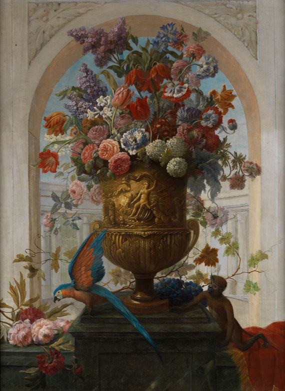 Maler der ersten Hälfte des 19. Jahrhunderts