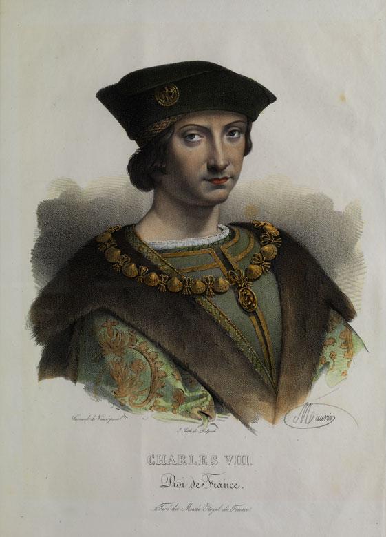 Karl XVIII König von Frankreich