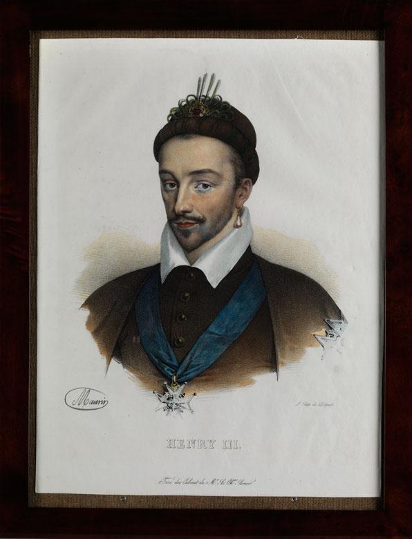 Heinrich III König von Frankreich
