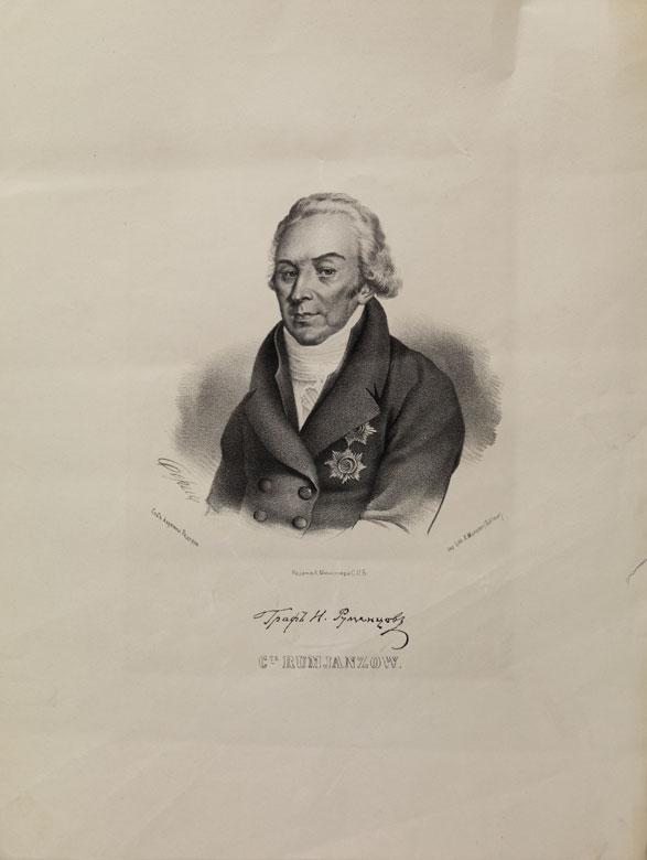 Graf Nikolai Rumjanzew