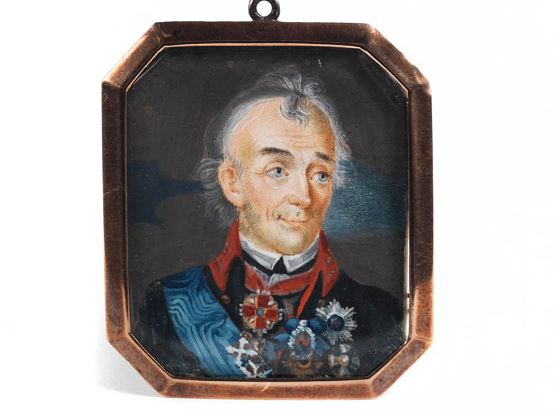 Alexander Vasiljevich Suvorov