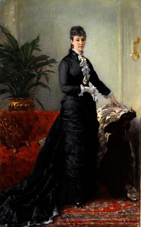 Eugène Faure, 1822 - 1879