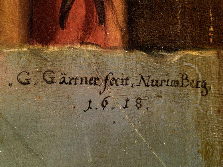 old master signature