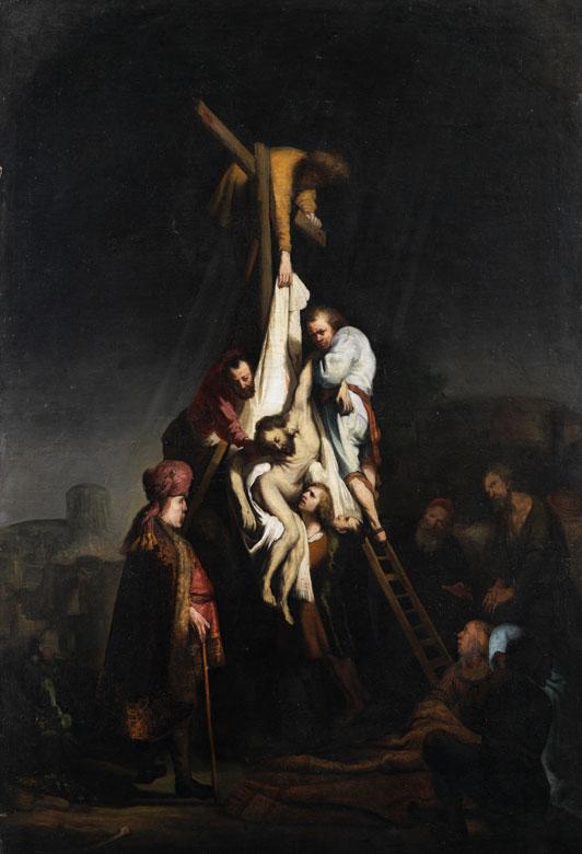 Niederländischer Maler in der Stilnachfolge des Rembrandt van Rijn