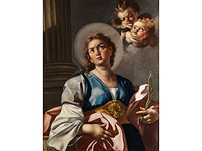 Giovanni Battista Passeri (Basseri), 1610 Rom - 1679 Rom