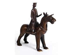 Reiter zu Pferd