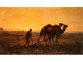 Gustave Achille Guillaumet, 1840 Paris - 1887