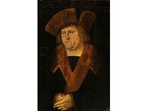 Hans Brosamer, um 1500 Fulda - um 1554 Erfurt