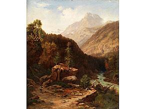 Ludwig Richter, 1803 - 1884, Art/ Nachfolge des