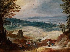 Joos de Momper, 1554 Antwerpen – 1635, zug.