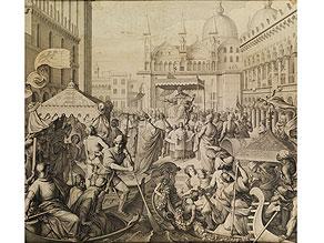 Julius Thaeter, 1804 Dresden - 1870 München