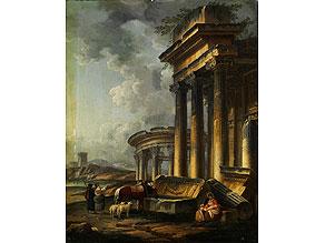 Pierre-Antoine Demachy, 1723 Paris - 1807