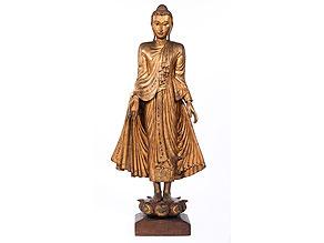 Buddha im Abaya Mudra
