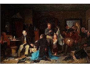 Skandinavischer Maler des 19. Jahrhunderts
