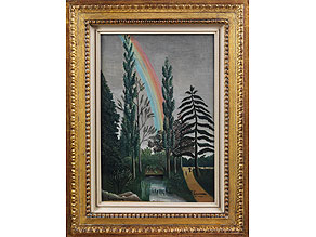 Henri Rousseau, 1844 Laval – 1910 Paris