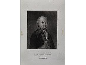 Ignatij Stepanovich Shchedrovski, 1815 - 1870