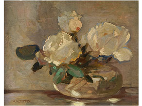 Alexander Koester, 1864 Bergneustadt - 1932 München