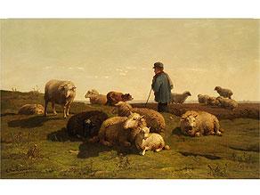 Cornelius van Lemputten, 1841 Werchter - 1902 Schaerbeek