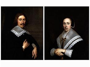 Cornelis Jonson van Ceulen, 1593 London - 1661 Utrecht/ Amsterdam