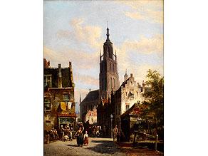 Pieter Cornelis Dommerson, 1834 - 1908