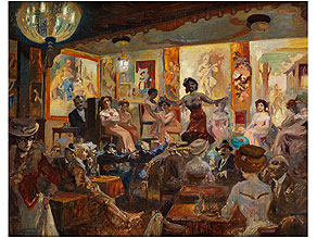 Johannes Norretranders, 1871 - 1957