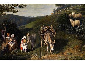 Friedrich Wilhelm Keyl, 1823 - 1871