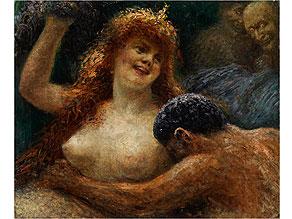 Deutscher Maler des beginnenden 20. Jahrhunderts in der Art von Ferdinand Leeke, 1859 - 1923