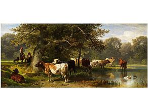 Friedrich Johann Voltz,  1817 Nördlingen - 1886 München