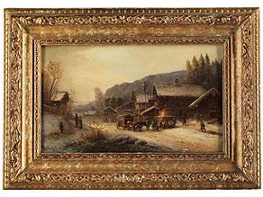 Anton Doll, 1826 München - 1887 München
