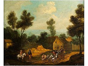 Herman Saftleven, 1609 Rotterdam - 1685 Utrecht, in der Art von