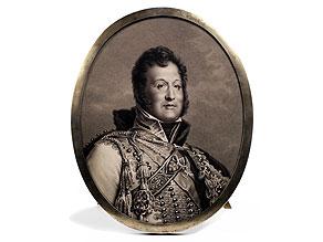 Portrait von König Louis-Philippe