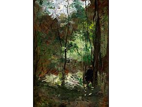 Antoine Vollon, 1833 - 1900 Paris oder Alexix Vollon, geb. 1865, Sohn des Antoine