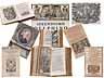 Detail images: Dekorative Bibliothek mit 603 Bänden