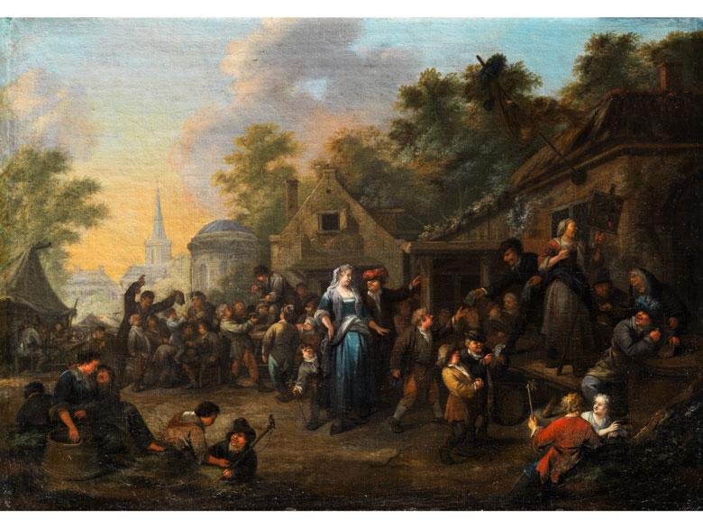 Bernardus van Schendel, 1649 - 1709, zug.