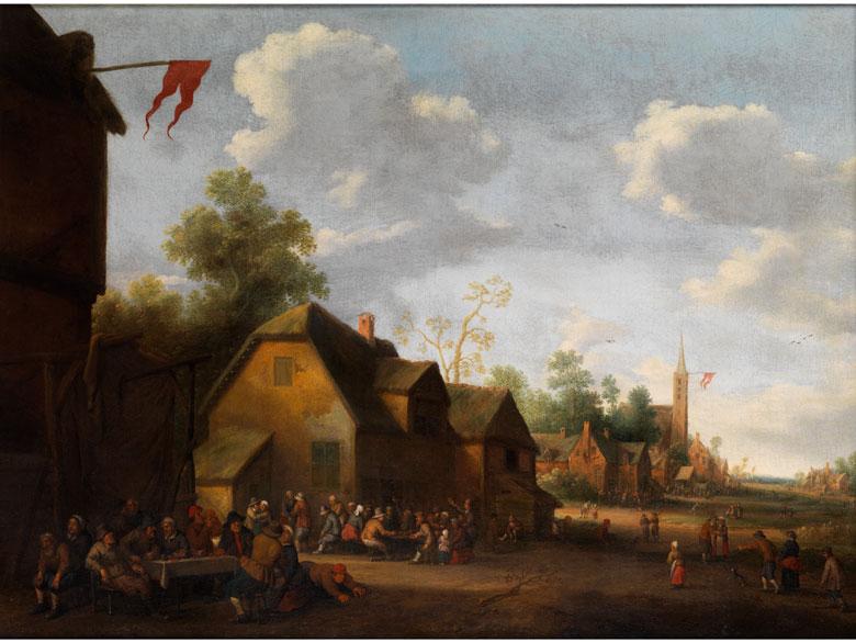 Joost Cornelisz Droochsloot, 1586 Utrecht - 1666