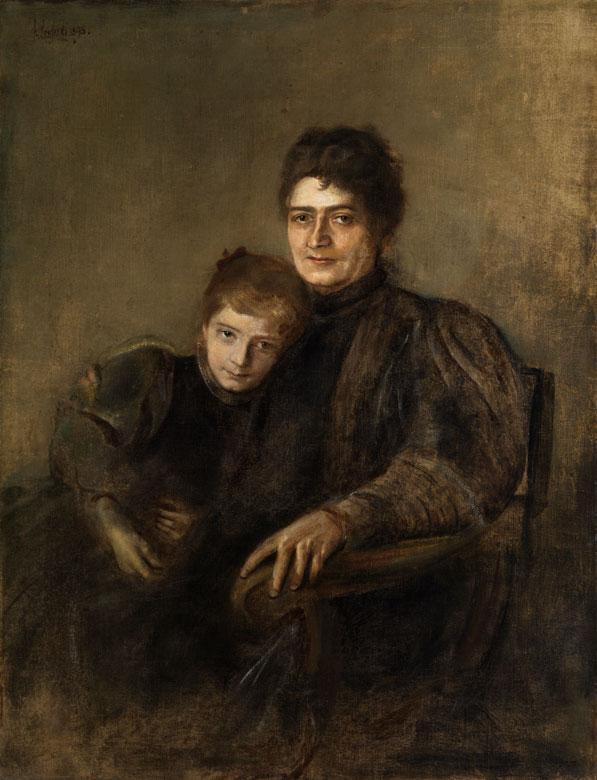 Franz von Lenbach, 1836 Schrobenhausen - 1904 München