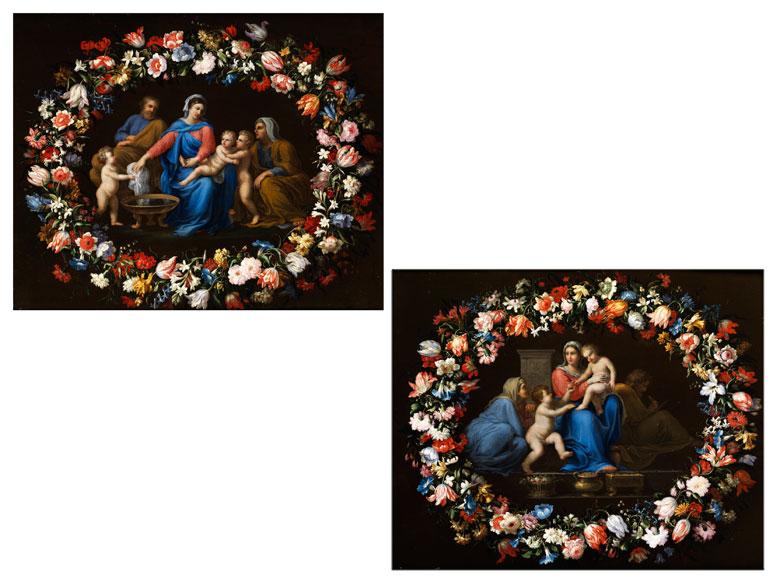 Flämischer Maler des 17. Jahrhunderts unter dem Einfluss der italienischen Malerei
