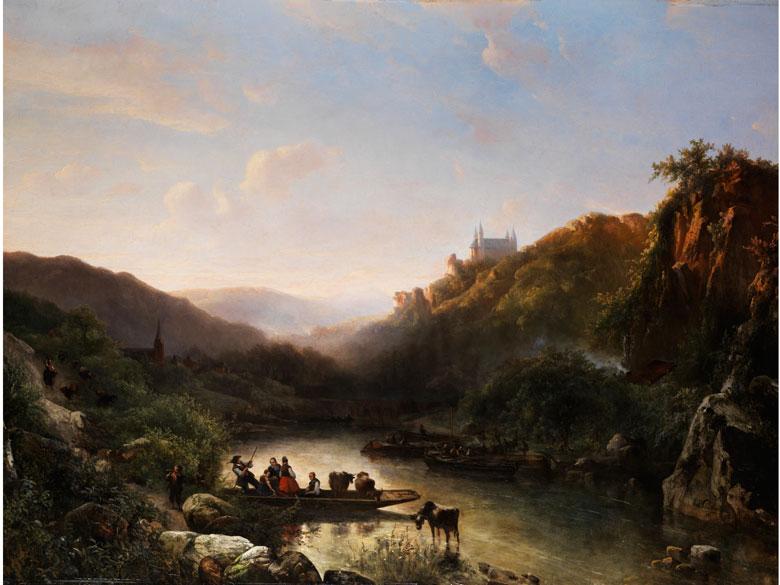 Abraham van der Wayen Pieterszen, 1817 - 1880