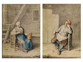 Hendrik Carre d. J., 1696 Den Haag - 1775