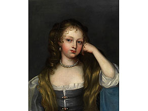 Mary Beale (geb. Cradock),  1632 – 1697, zug.