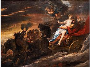 Valerio Castello,  1624 – 1659, zug./ Nachfolge des