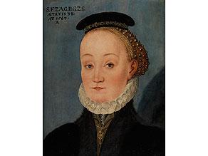 Lucas Cranach der Jüngere,  1515 - 1586 Wittenberg