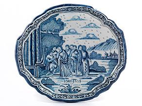 Delfter Bildplatte
