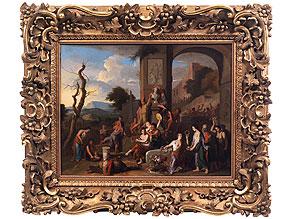 Gérard Hoet d. Ä., 1648 Bommel - 1733 Den Haag
